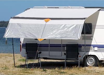 Luifels en zonneluifels voor de caravan je vindt ze bij de for Luifel caravan aanbieding